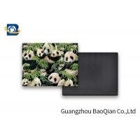 Buy cheap Lovely Panda Photo Lenticular Magnet Souvenir Customized Size SGS Certificated from wholesalers