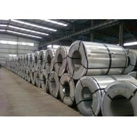 Buy cheap 347 / 347H Stainless Spring Steel Strip , Thin Stainless Steel Strips For Construction from wholesalers