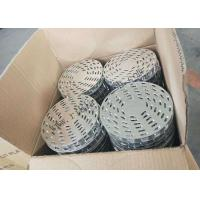 Buy cheap 6 Diameter  Thickness Anti Split Plates   Round Truss Nail Plates 1.2mm Thickness from wholesalers