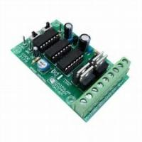 Buy cheap Single Axes Stepper Motor Controller , Two Phase Servo Motor Controller 50VDC from wholesalers