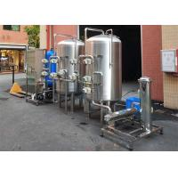 Buy cheap 10000LPH Iron Removal Water Systems Stainless Steel Tank For Water Treatment from wholesalers