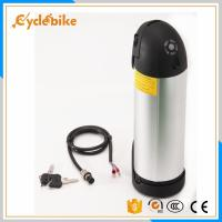Buy cheap Electric Bicycle Battery Pack / E Bike Water Bottle Battery Pack 36v 2200mah from wholesalers