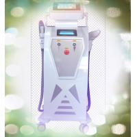 Buy cheap Multi - Function Skin Liftting / Tattoo Removal Ipl Laser Equipment With Two Handles from wholesalers