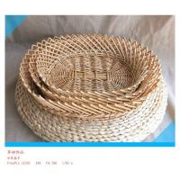 Buy cheap Bountiful Gifts Gourmet Gift Basket made from spilt willow with plastic lining from wholesalers
