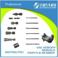 Buy cheap 09G / TF60SN / TF80 / TF81 Automatic Transmission Valve Body Rebuilt Parts from wholesalers