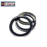 Buy cheap Carbon Graphite Seal Ring Gasket For Mechanical Engineering Low Leakage from wholesalers