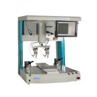 Buy cheap window system two tin solder feeding system high speed soldering machine robot replace manual soldering from wholesalers