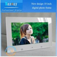 Buy cheap New design led digital frame 10 inch from wholesalers