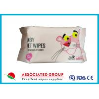 Hand & Mouth 80pcs Baby Cleaning Wipes Household Use Care For Newborns And Mothers Manufactures