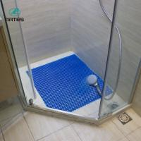 Wholesale Ease The Blood Circulation Bathroom Floor Mat Set , Universal Bath Floor Mat from china suppliers