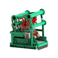 Buy cheap Small Size Mud Cleaning Equipment for Drilling Mud Treatment 0.25-0.4Mpa Working Pressure from wholesalers