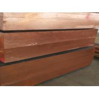 Buy cheap Bright Surface Solid Copper Sheet C10400 TG Copper Plate Width 20~2500mm from wholesalers