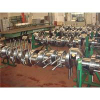 Buy cheap Dimensional Stable Marine Crankshaft HRC 40-50 High Speed Steel Condition New product