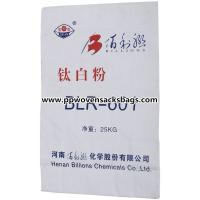 Recyclable Multiwall Paper Bags White Kraft Paper Sacks for Titanium Pigment Packing