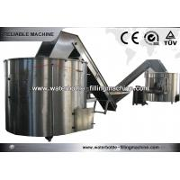 Wholesale Stainless Steel Auxiliary Equipment Round / Square Bottle Unscrambler Machines from china suppliers