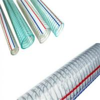Buy cheap Low price good quality flexible stainless steel wire braided pvc hose from wholesalers