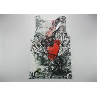 Buy cheap OEM Dark Lady fashion Clothes Transfer Paper with high transfer rate from wholesalers