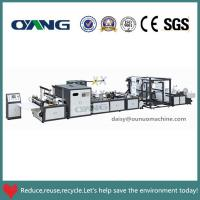 Wholesale Quality warranty non woven bag making machine with best service from china suppliers