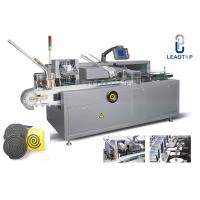 Wholesale Mosquito Coil Packing Automatic Cartoning Machine Servo Motor System from china suppliers