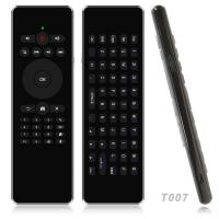 Wholesale 2.4Ghz Wireless Air Mouse & Keyboard With Gyroscope , Rechargeable Air Mouse from china suppliers