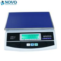 Buy cheap Electronic Commercial Digital Scale Smooth Surface Zero Tracking Range from wholesalers
