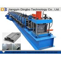 Buy cheap High Pressure Hydraulic Punching Door Frame Roll Forming Machine Approved CE ISO from wholesalers