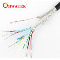 Buy cheap Waterproof Stranded 2 Core Low Voltage Cable PUR Sheath UL20236 36 AWG Min from wholesalers