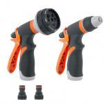 Buy cheap Garden Hose Nozzle Water garden hose spray nozzle , garden water gun, Plastic garden hose nozzle from wholesalers