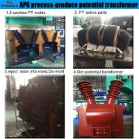 Buy cheap automatic hydraulic press moulding machine for Combination Instrument Transformer from wholesalers