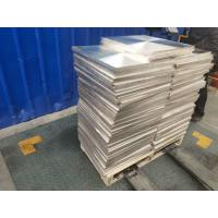 Buy cheap Good Rigidity Anti - Wear Magnesium Alloy Sheet For Printing , Office Supplies Machines from wholesalers