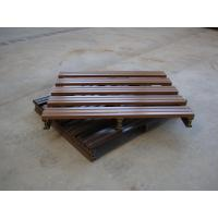 Buy cheap No-fumigation WPC Wood Plastic Composite Pallet 1.1m for Shipment from wholesalers