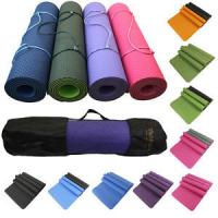 Buy cheap Acupuncture Cushioned PVC Yoga Mat Non Slip , Personalized Healthy Yoga Mats from wholesalers
