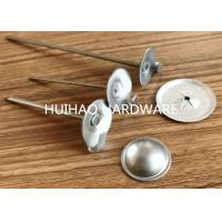 Buy cheap US Standard Stainless Steel Lacing Anchors With 22mm Dia Aluminum Dome Caps from wholesalers