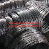 Buy cheap Galvanized Steel Wire for Bare ACSR Conductor from wholesalers