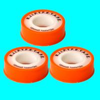 Buy cheap PTFE TAPE, PTFE Thread Seal Tape 12mmx0.1mm x12m OD 56 mm , Teflon Tape from wholesalers