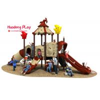 Buy cheap Magic House Series Slide Play Equipment Small Size Fashion Cute Design High Reliability from wholesalers