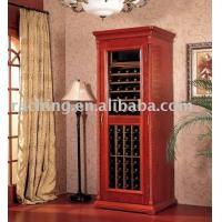 China 700L Wine Cabinet, Wine Refrigerator, Wine Cooler Unit, Wooden Furniture on sale