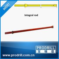 Buy cheap Integral rod standard body shank length 108mm for quarry granite from wholesalers