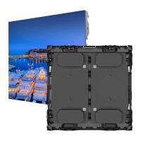 Buy cheap P4 Light Super Slim Digital Led Display Board Full Color Die - Casting For from wholesalers