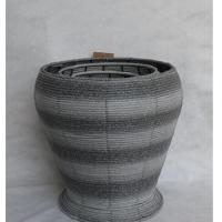 Buy cheap Willow Rattan Basket Flower Pot from wholesalers