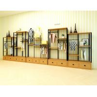 Buy cheap OEM / ODM Accepted Clothing Display Racks For Children Clothing Shop from wholesalers