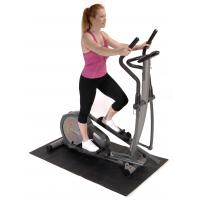 Professional Anti-Shock Padded Exercise Machine Mat For Exercise Bike Manufactures