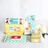 Buy cheap PE Disposable Diaper Bags Biodegradable Napp Full Color Process Printing from wholesalers