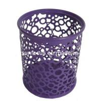 Buy cheap Punched Round Hole Pen Holder from wholesalers