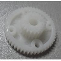 Buy cheap High Precision Compound Delrin Plastic Gear Molding For Industrial Parts from wholesalers