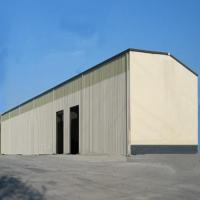 Wholesale factory warehouse prices prefabricated Steel structure prefab steel building with Q345, Q235 etc from china suppliers