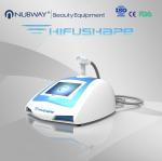 Buy cheap ce certificated freeze slim hifu cavitation rf weight loss beauty machine from wholesalers