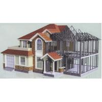 Buy cheap Housing Project Steel Frame Prefab House  Light Gauge  Termite Proof  Rot Proof from wholesalers