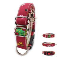 Buy cheap C509 New Pet Product Custom Nylon Cotton Inflatable Martingale Dog Pet Collar for Big Dog from wholesalers