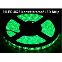 3528 led tape Green color 60led/m Non-waterproof IP20 DC12V led lamp for Home Decoration Manufactures